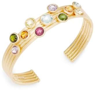 Marco Bicego Women's Multi-Stone 18K Yellow Gold Bracelet