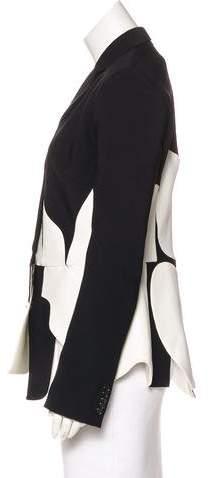 Antonio Berardi Asymmetrical Tailored Blazer w/ Tags