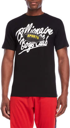 Billionaire Boys Club Sports Short Sleeve Graphic Tee