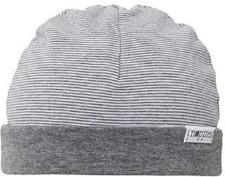 Noppies Unisex Baby U Hat Rev Erin Stripe Hat - Grey