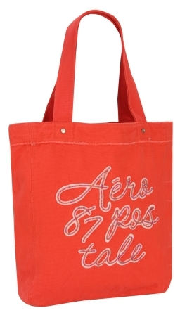 Stacked Logo Tote