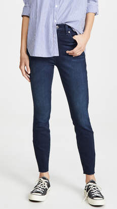 7 For All Mankind High Waisted Ankle Jeans