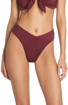 Leith Riviera High Waist Bikini Bottoms