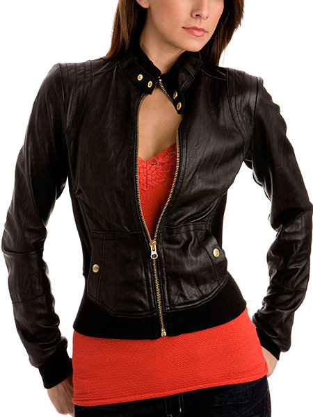 Italiano Leather Jacket