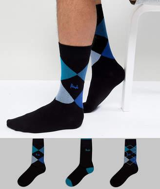 Pringle Waverley Socks 3 Pack