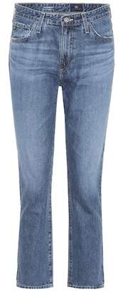 AG Jeans The Isabelle high-waisted jeans