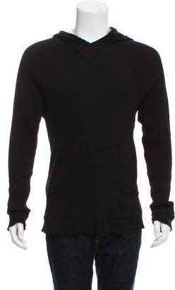Chrome Hearts Distressed Pull Over Sweater