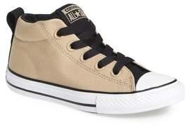 Chuck Taylor(R) All Star(R) Street Mid Top Sneaker