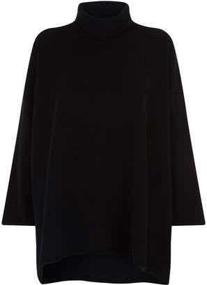 eskandar Cashmere Roll Neck Sweater