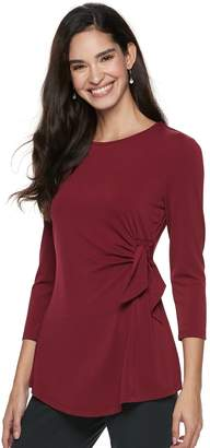 Elle Women's Side-Sash Top