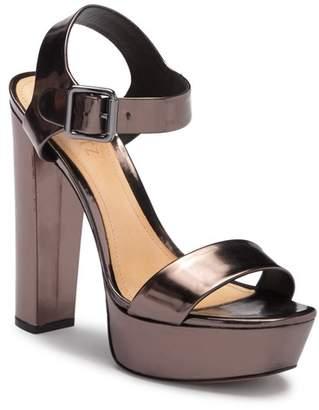 Schutz Tamille Platform Y-Strap Sandal