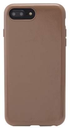 Sonix Cherry Faux Leather iPhone 6/6s/7/8 Plus Case