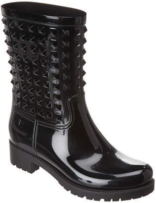Valentino Rubber Rain Boot