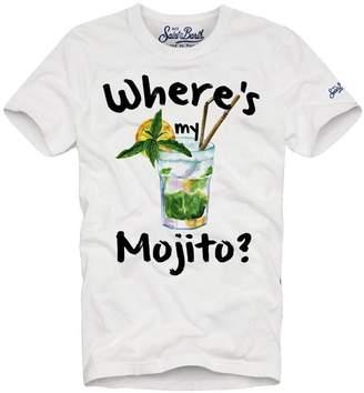 MC2 Saint Barth Tshirt Man Mymo01