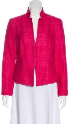 Akris Punto Silk Structured Blazer