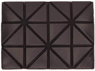 Bao Bao Issey Miyake Black Matte Card Holder