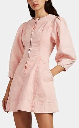 Ulla Johnson Women's Wilona Denim Dress - Pink