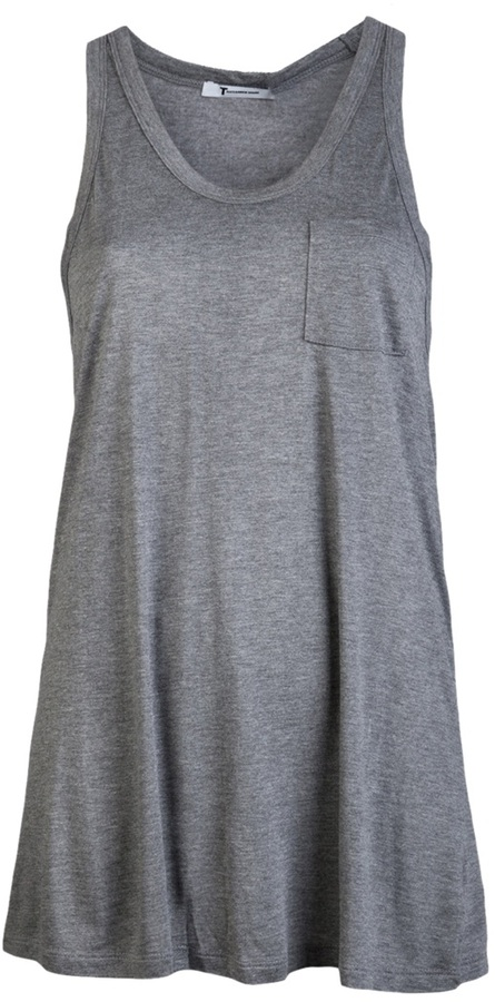 T By Alexander Wang Classic tank