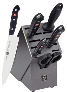 Zwilling J.A. Henckels Seven-Piece Knife Block Set