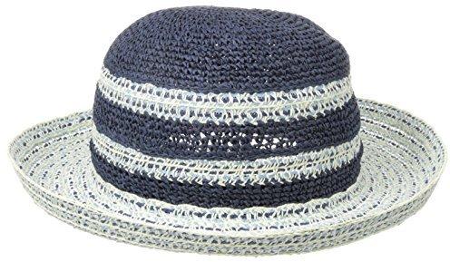 San Diego Hat Company San Diego Hat Women's Ultra Braid Kettle Brim