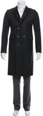 Alexander McQueen Wool Double-Breasted Jacket w/ Tags