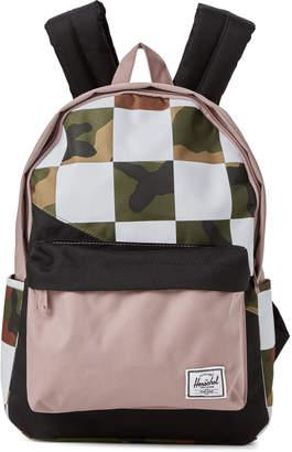 Herschel Camo & Chalk Classic Mid Backpack