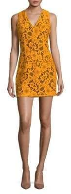 MSGM Lace Mini Dress