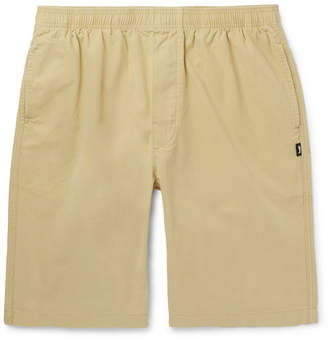 Stussy Cotton-Twill Drawstring Shorts