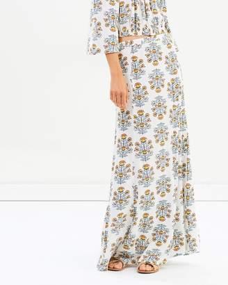 Tigerlily Dharma Maxi Skirt