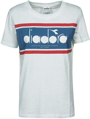 Diadora (ディアドラ) - Diadora Printed T-shirt