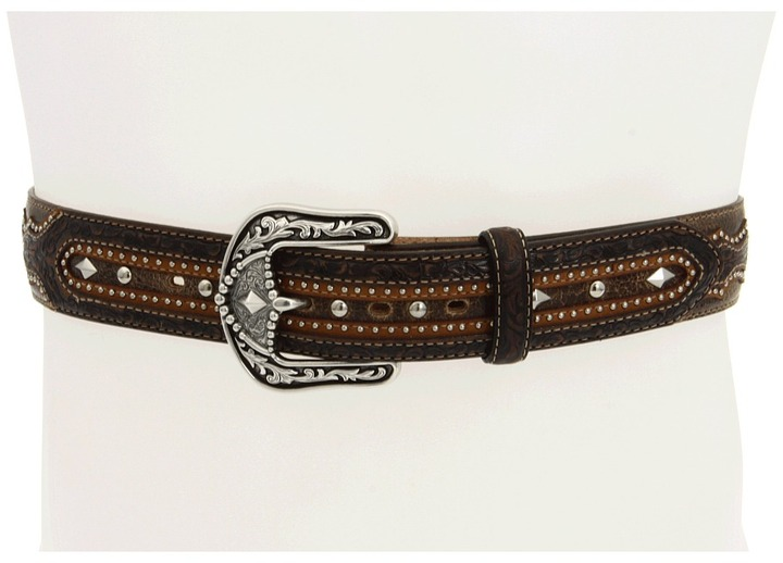 Tony Lama - Dalhart Diamon (Dark Brown) - Apparel