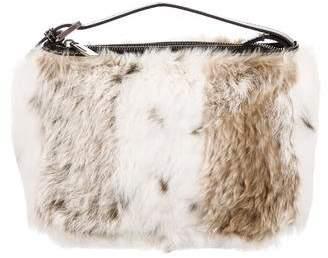 Fendi Fur Handle Bag