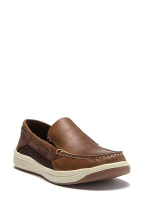 Sperry Convoy S/O Leather Boat Shoe - Wide Widths Available