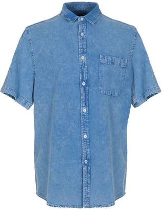 Topman Denim shirts