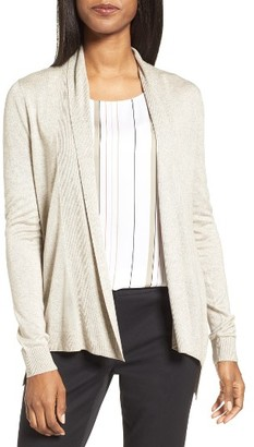 Women's Nordstrom Collection Shawl Collar Cardigan $249 thestylecure.com