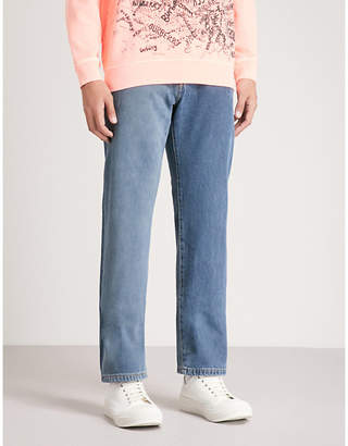 Burberry Regular-fit straight jeans