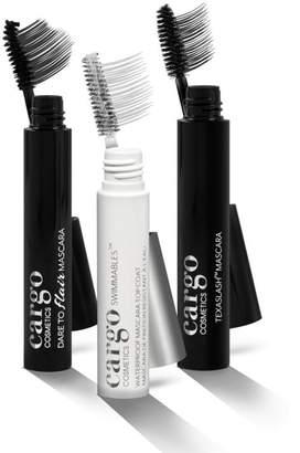 Cargo Cosmetics 3-piece Mascara Kit