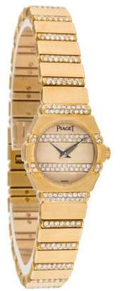 Piaget Polo Diamond Watch