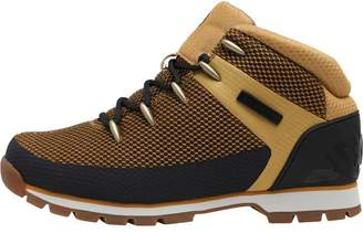 Timberland Mens Euro Sprint Fabric Boots Wheat