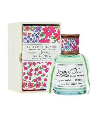 Library of Flowers Linden Eau De Parfum, 1.7 oz./ 50 mL