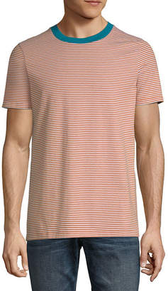 Arizona Short Sleeve Stripe T-Shirt
