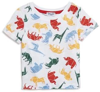 Splendid Boys' Origami Print Animal Tee - Baby