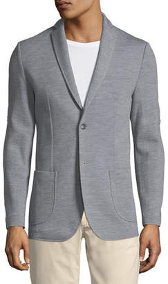 Peter Millar Crown Comfort Two-Button Blazer