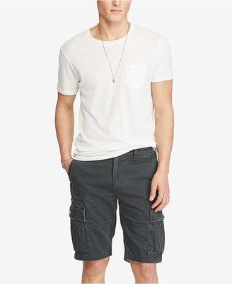 Denim & Supply Ralph Lauren Men's Twill Cargo Shorts $59.50 thestylecure.com