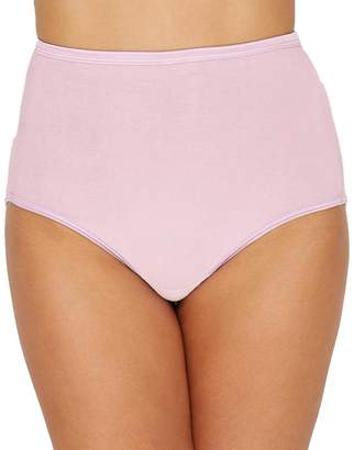 Vanity Fair Women's Body Shine Illumination Brief Panty 13109
