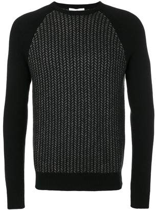 Salvatore Ferragamo patterned sweater