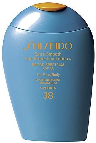 Shiseido Extra-Smooth Sun Protection Lotion SPF 38