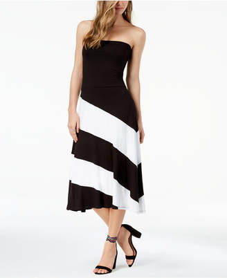 INC International Concepts I.N.C. Convertible Maxi Dress, Created for Macy's
