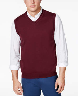 Club Room Men's Sweater Vest