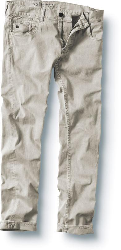 """Quiksilver Zeppelin Jeans, 32"""" Inseam"""